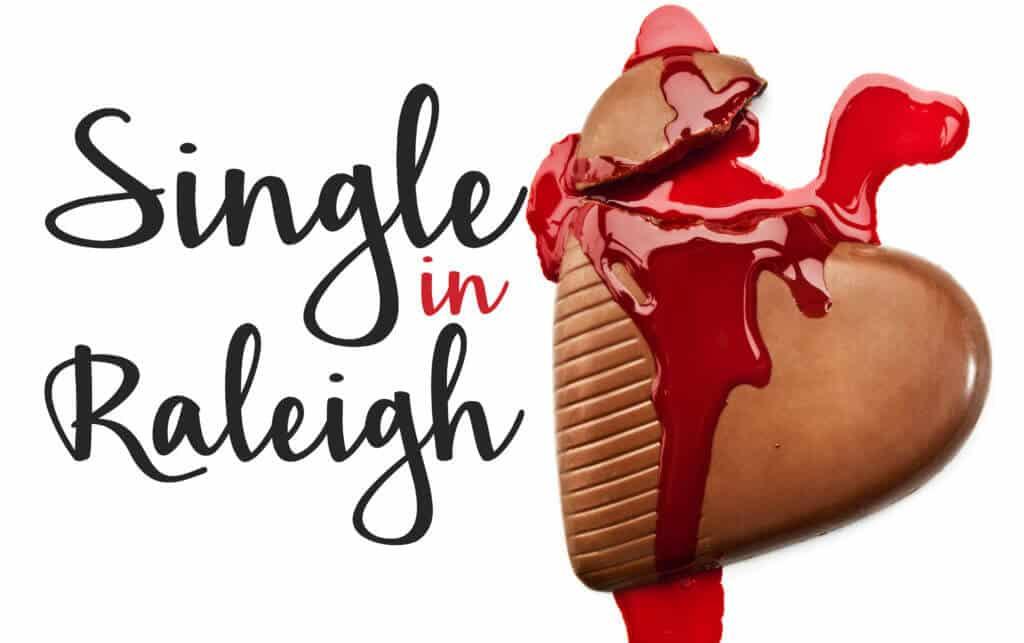Raleigh singles scene